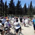 Marcha ciclista edad escolar