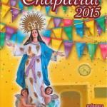 CARTEL FIESTAS CHAPARRAL 2015