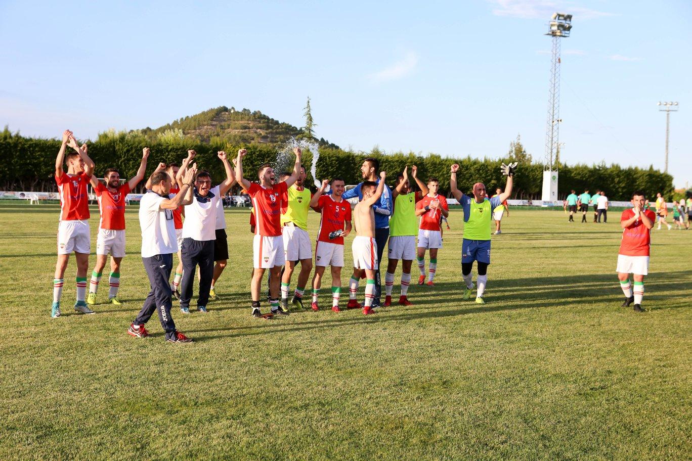 El Cehegín Deportivo consigue la victoria en el derbi comarcal ante el Calasparra