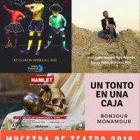 Teatro, antesala de las Fiestas Patronales 2018