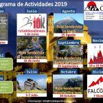 Actividades 2019